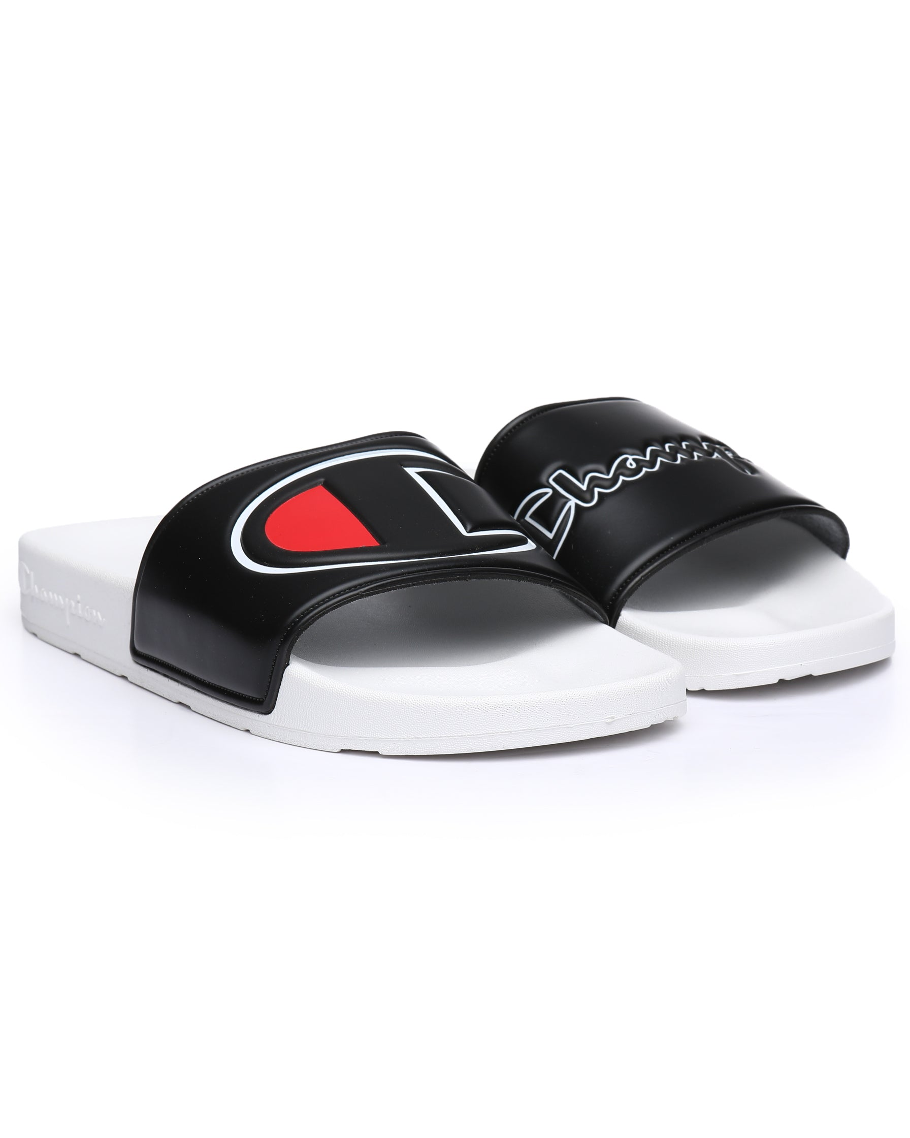 CHAMPION IPO MM DUAL LOGO SLIDE - BOYS' GRADE SCHOOL