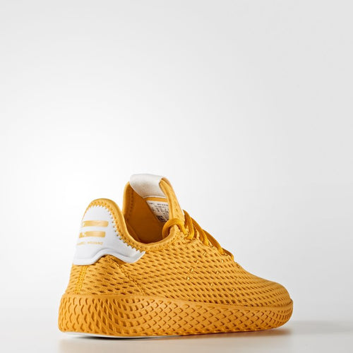 ADIDAS JUNIOR PHARRELL WILLIAMS TENNIS HU SHOES