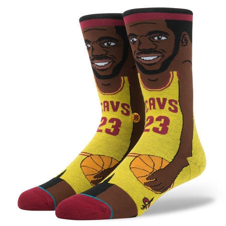 LEBRON JAMES SOCKS