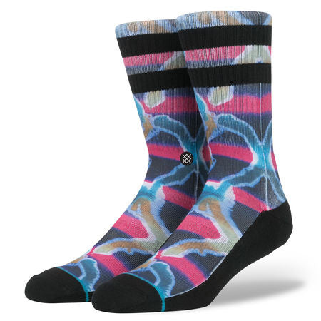 PIGMENTS BLK SOCKS
