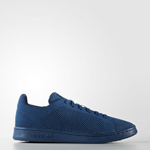 K STAN SMITH PRIMEKNIT TECH STEEL/BLK