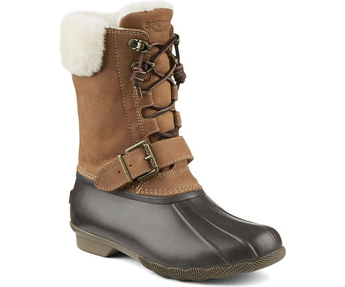 Saltwater Misty Shearling Duck Boot w/ Thinsulate™