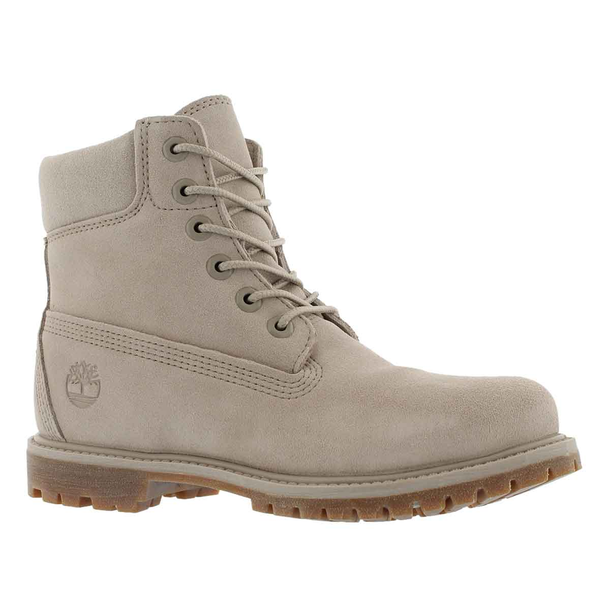 "TIMBERLAND WOMEN'S 6-INCH PREMIUM ""SUEDE PACK"" BOOTS"