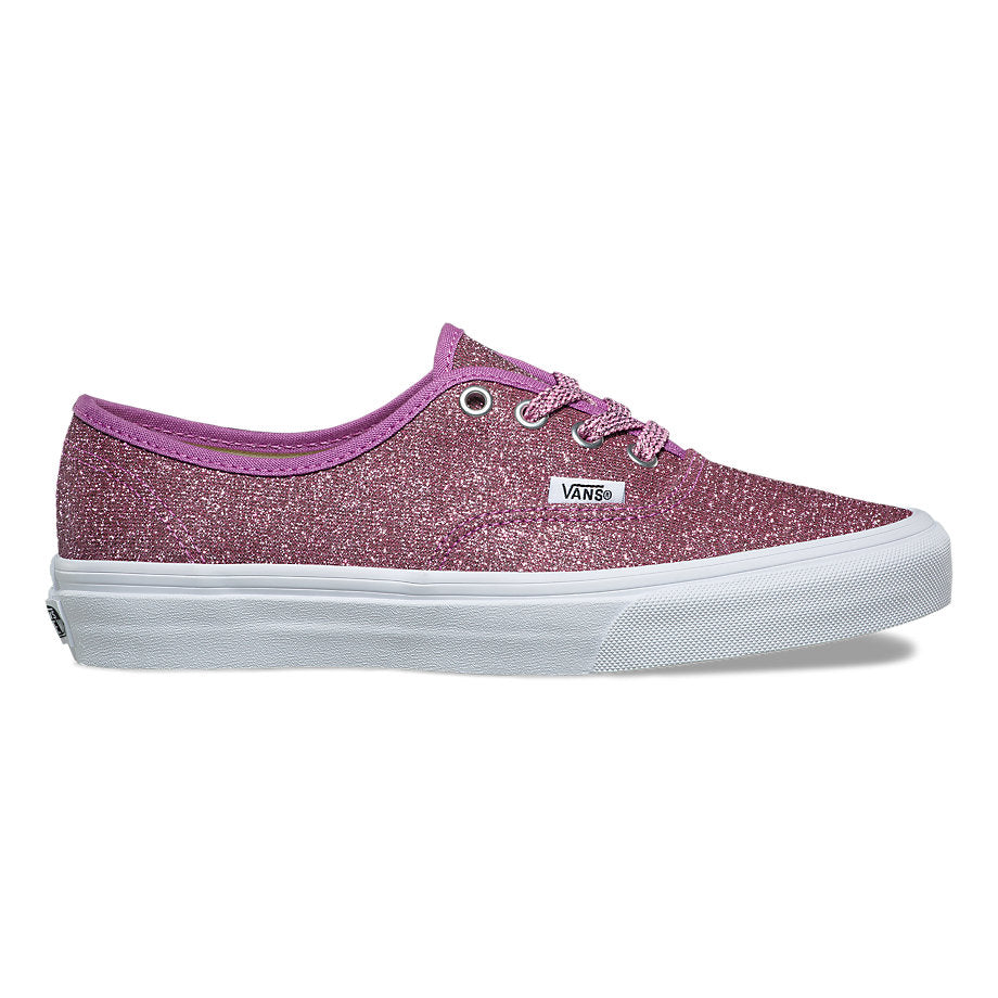 VANS LUREX GLITTER AUTHENTIC