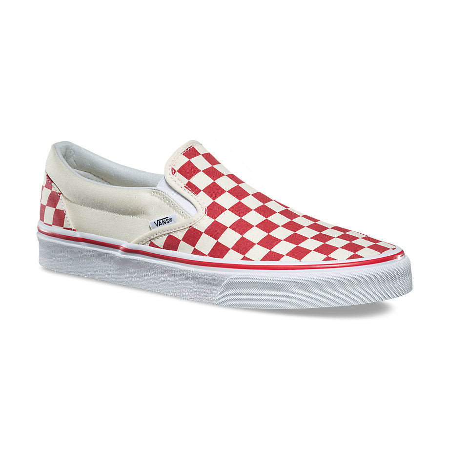 VANS PRIMARY CHECK SLIP-ON
