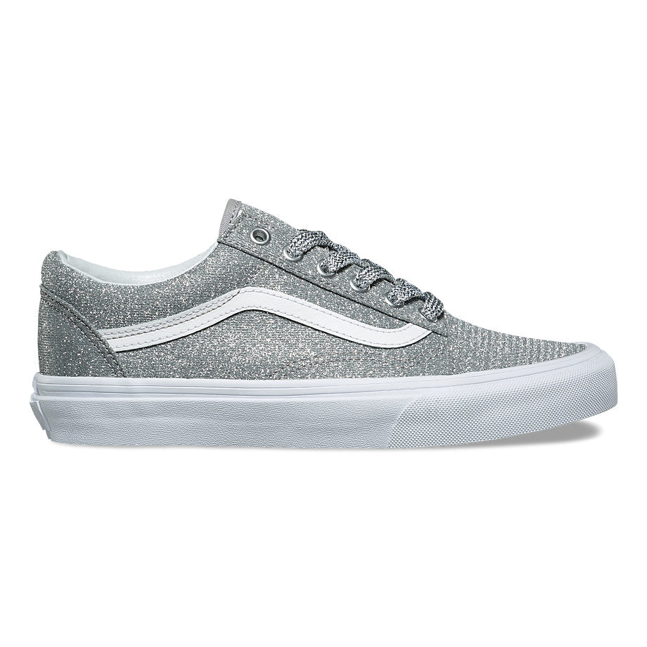 VANS LUREX GLITTER OLD SKOOL