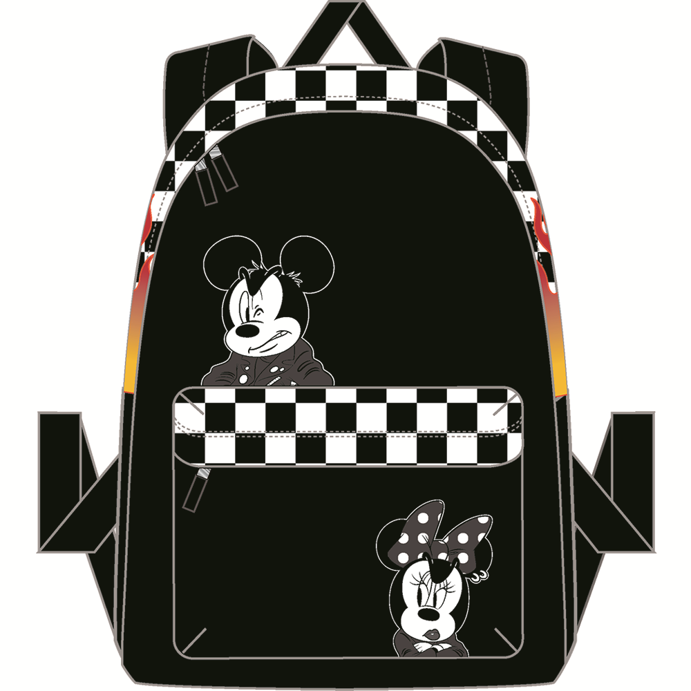 VANS x DISNEY PUNK MICKEY REALM BACKPACK