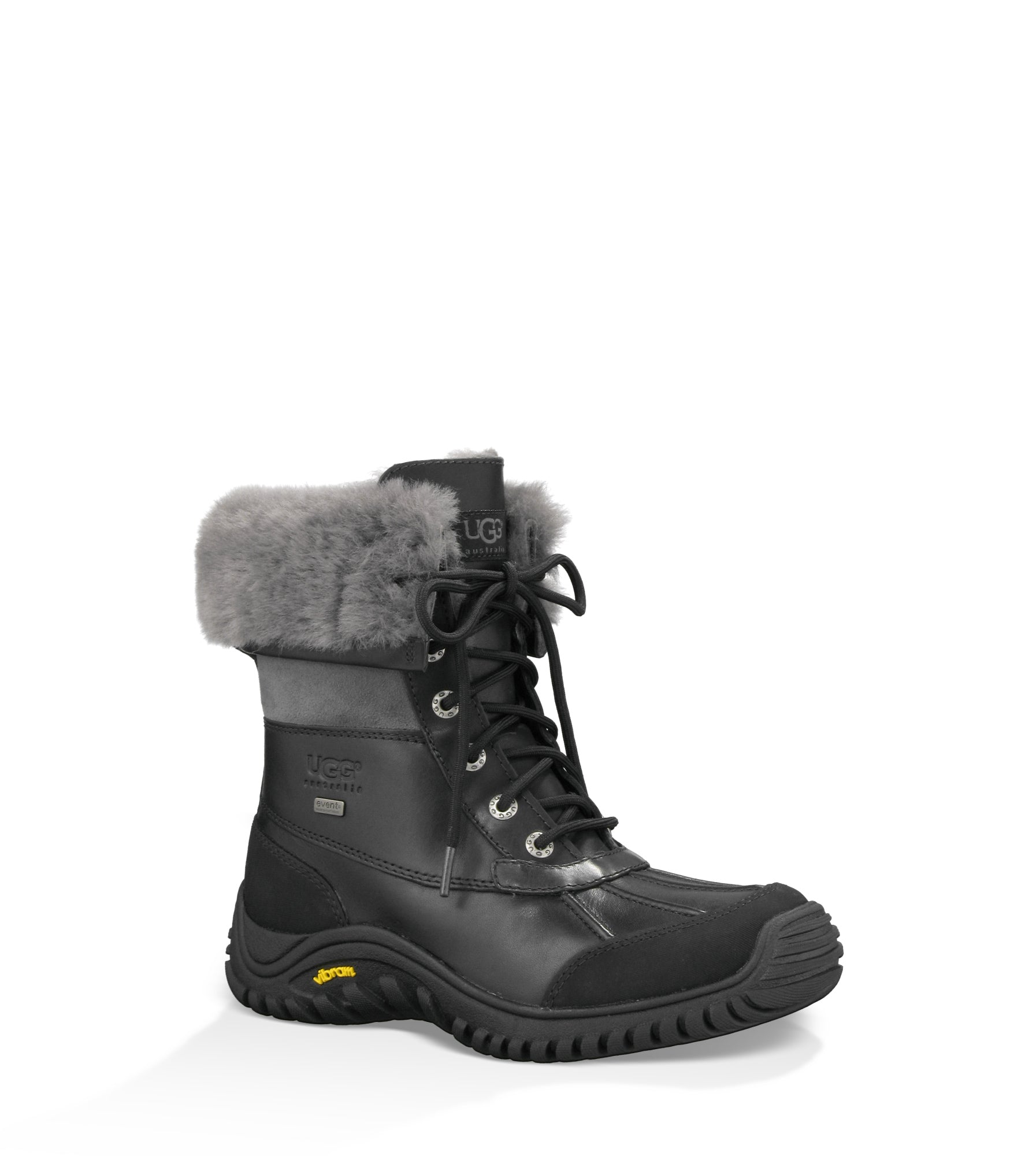 ugg adirondack wool waterproof boot ii