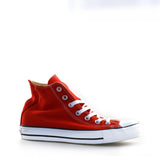 C/O ALL STAR RED CANVAS HI LACE UP