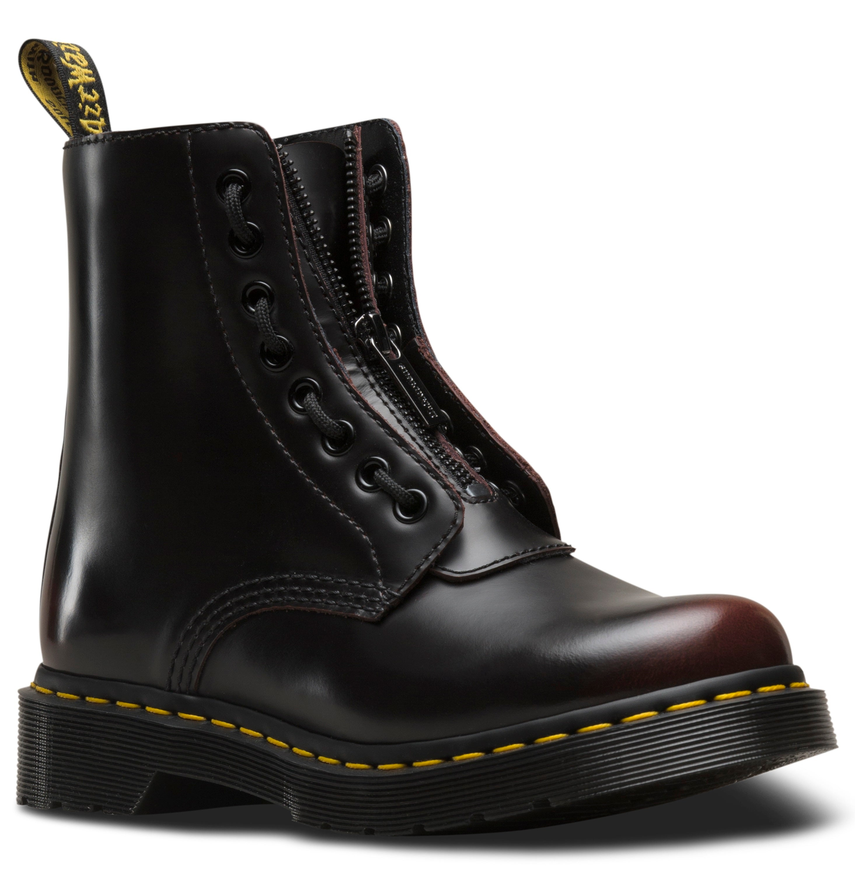 DR. MARTENS 1460 PASCAL FRONT ZIP ARCADIA