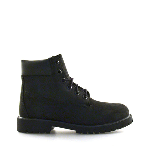 BLK NUBUCK PREMIUM WATERPROOF BOOT