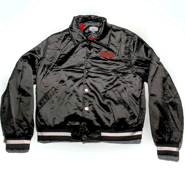 LOM Fall Jacket Red/White