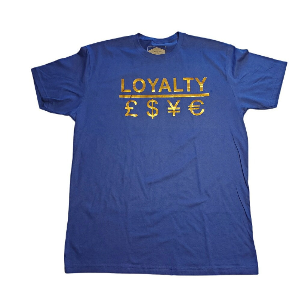 Loyalty Over Money International Tee