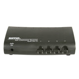 4 Input Audio/Video Switcher Manual