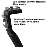 Tripod Mount Video Accessory Mounting Bracket - Ultra Lightweight