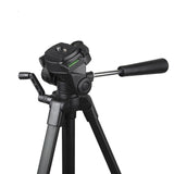 "42"" Pro Panorama Tripod includes Zippered Carry Bag with Carry Strap, Black"