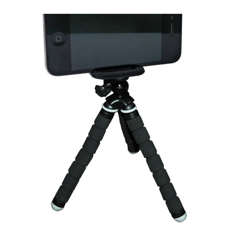 Bendable Tripod w/ Camera Phone Clip