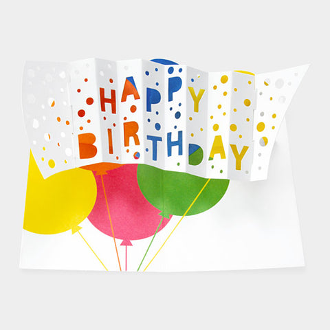 MoMA - Pop-Up Card - Happy Birthday