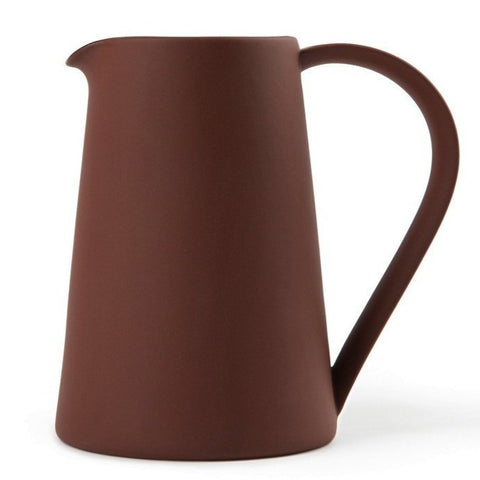 Another Country - Stoneware Pitcher TERRACOTTA