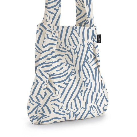 Notabag - Handbag & Backpack - blue twist