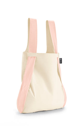Notabag - Backpack & Handbag - raw rose