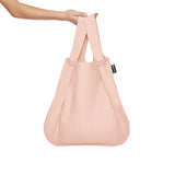 Notabag - Backpack & Handbag - rose