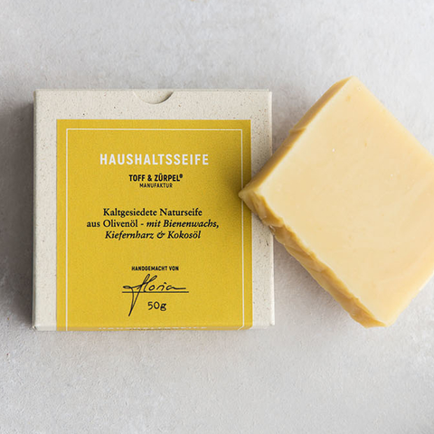Toff & Zürpel Manufaktur -  Household Soap