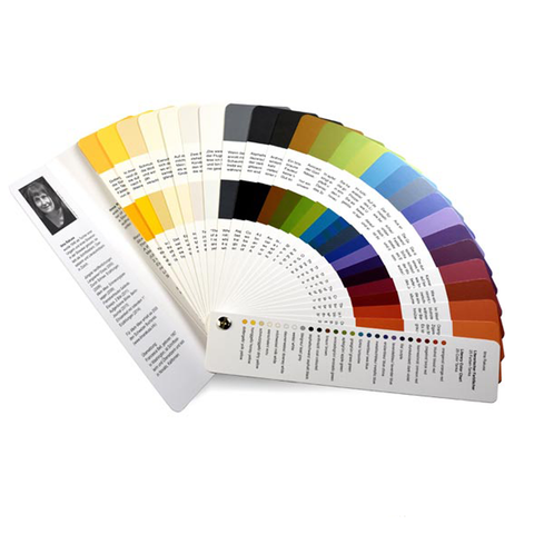 Tät-Tat - Literary Color Chart