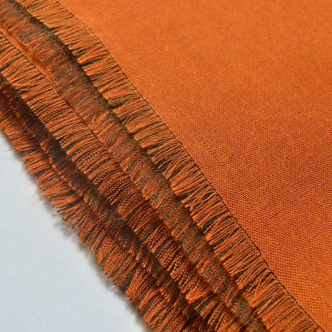marumasu - tencel scarves - topaz & brown