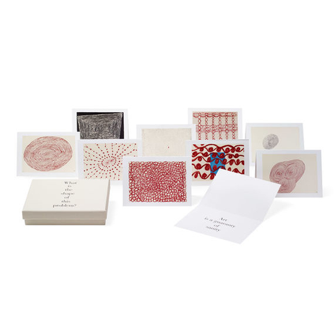 MoMA - Note Card Set Louise Bourgeois