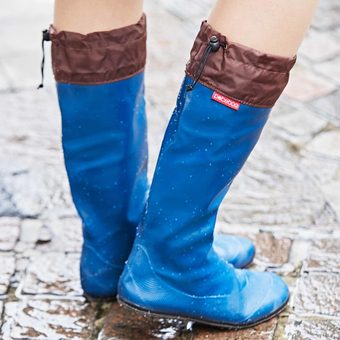 Pokeboo - rubber boots royal blue