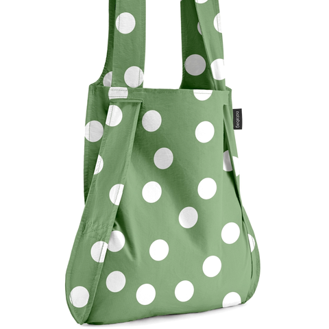 Notabag -  Backpack & Handbag - Dots