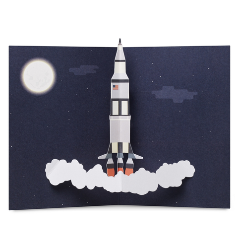 MoMA - Pop-Up Card - Out of This World