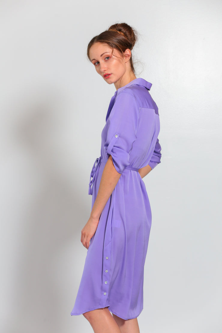 Fiji Dress African Violet - Nouvelle