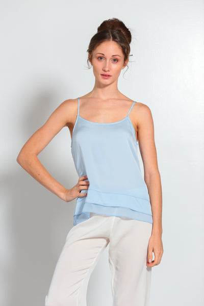 Zanzi Cami Faded Denim - Nouvelle