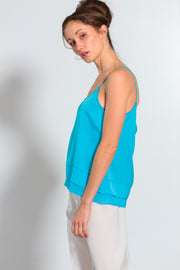 Zanzi Cami Fountain Blue - Nouvelle