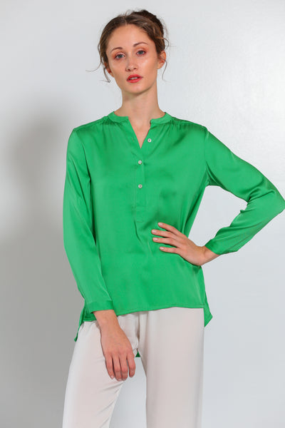 Montenegro Shirt Summer Green - Nouvelle