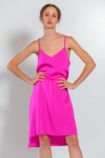 Mars Dress Palm Beach Peony - Nouvelle