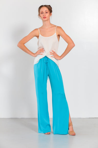 Pondy Pants Fountain Blue