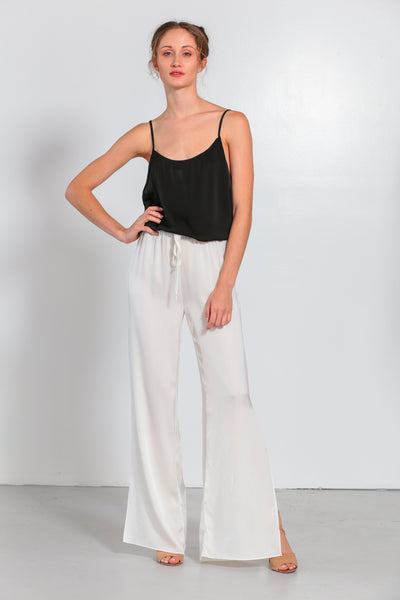 Pondy Pants Nouvelle White