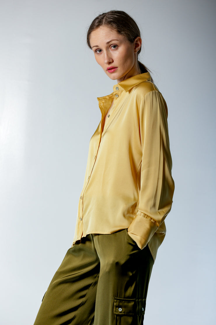 Oxford Shirt Palace Gold - Nouvelle