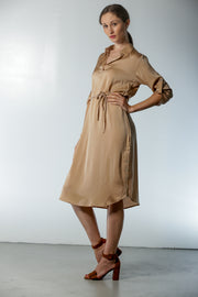 Fiji Dress Nude - Nouvelle