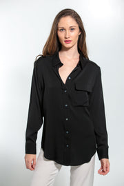 India Shirt Noir - Nouvelle