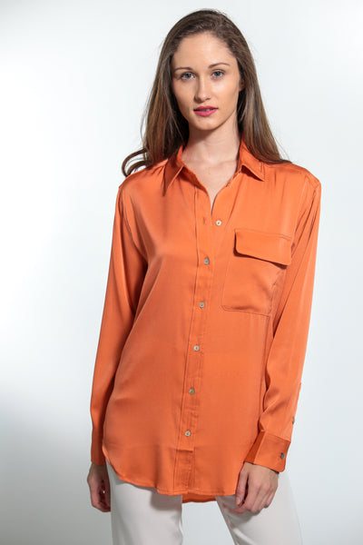 India Shirt Clementine - Nouvelle