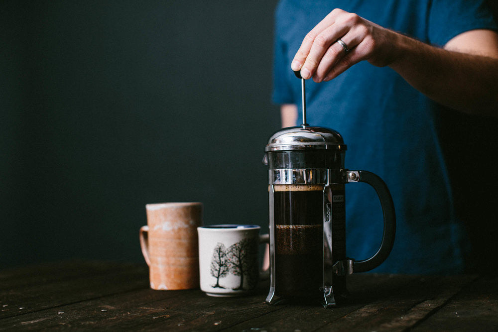 The Brewing Guide || The French Press