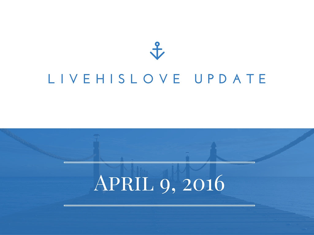 An update on LiveHisLove || Where we are at and Where we plan on going
