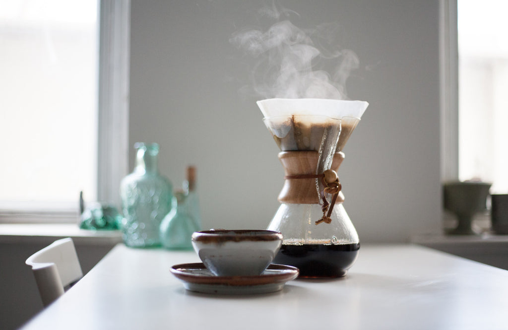 The Brewing Guide || How to make a Chemex