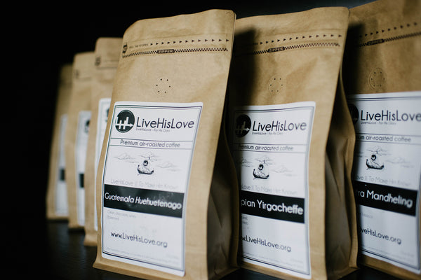 Korban Espresso || Premium air-roasted coffee - LiveHisLove - Live His Love - 1