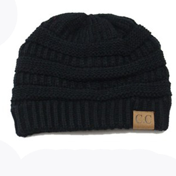 C.C. Knitted Beanie - LiveHisLove - Live His Love - 4