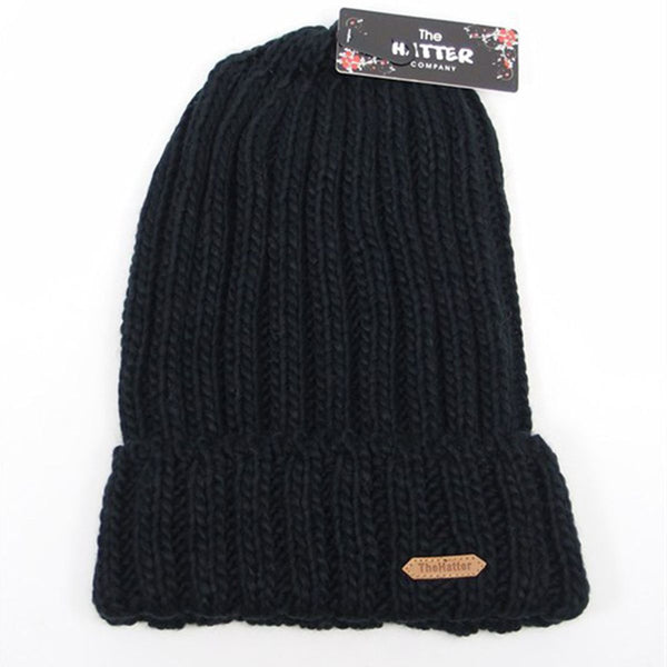The Hatter - Knitted Long Beanie - LiveHisLove - Live His Love - 2